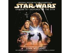 CD/DVD OST Star Wars Episode III – Revenge of the Sith