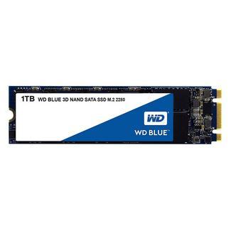 SSD Western Digital Blue 1TB M.2 2280 TLC SATA SSD