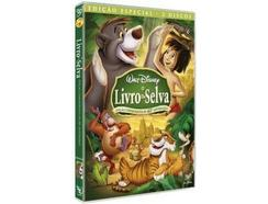 DVD O Livro da Selva Edição Especial