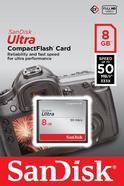 SanDisk Ultra CF 8GB 50MB/s SDCFHS-008G-G46