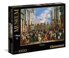Puzzle Veronese: As Bodas de Cana 1000 peças