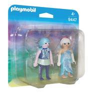 Duo Pack Fadas de Inverno Playmobil