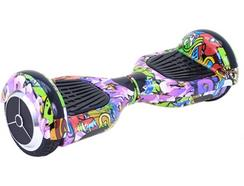 "Hoverboard SKATEFLASH 6,5"" K6 Colorful Blu"