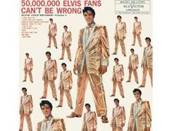 Vinil Elvis Presley – 50 Million Elvis Fans