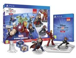 Jogo PS4 Disney Infinity 2.0: Marvel Starter Pack