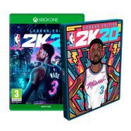 Jogo Xbox One NBA 2K20 Legend Edition