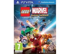Jogo PS VITA Lego Marvel Super Heroes