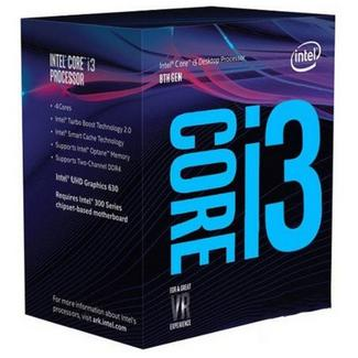 Intel Core i3-8350K 4GHz 8MB Smart Cache