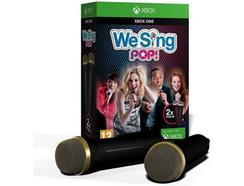 Jogo Xbox One We Sing Pop + 2 micros