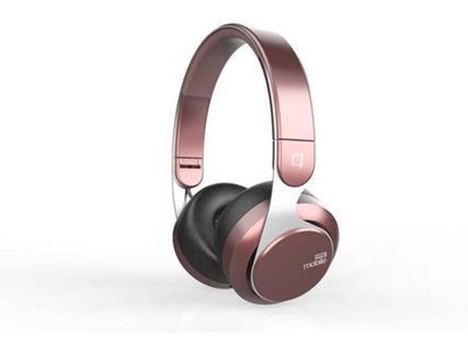 Auscultadores Bluetooth EASYMOBILE BREEZE S1 (On Ear – Microfone – Atende Chamadas – Rosa)