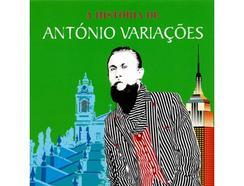 CD António Variações – A História de António Variações