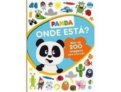 Livro Panda – Onde Está? De Vários Autores (Ano de edição – 2019)