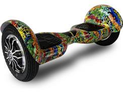 "Hoverboard 10"" SKATEFLASH Hip Hop + Bolsa"