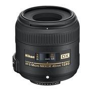 Objetiva Nikon Micro Nikkor DX AF-S 40 mm f/2.8G