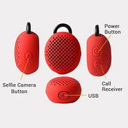 Coluna DIVOOM Bluetune Bean Red