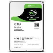 Seagate Barracuda 6TB 7200RPM 256MB SATA III