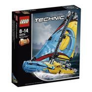 Iate de Corrida Lego Technic