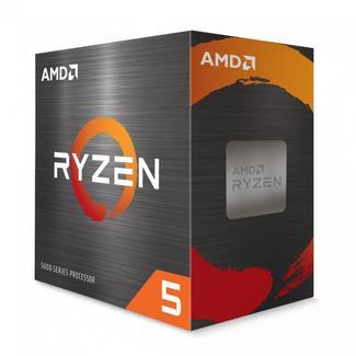 Processador AMD Ryzen 5 5600X 6-Core 3.7GHz c/ Turbo 4.6GHz 35MB AM4