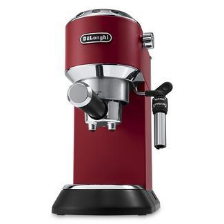 DeLonghi Dedica EC685.R Cafetera de Espresso Vermelha