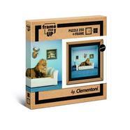 Puzzle Frame me Up: Puzzle 250 + Moldura