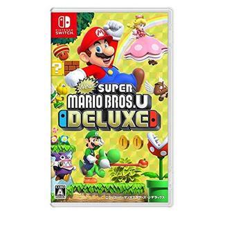 Jogo NINTENDO Switch Super Mario Bros U Deluxe
