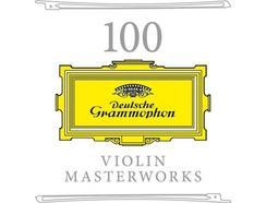 CD5 Vários – 100 Violin Masterworks