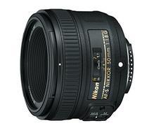Nikon AF-S NIKKOR f/1.8G Lens – 50 mm