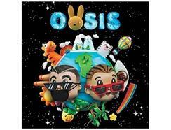 CD J Balvin & Bad Bunny – Oasis