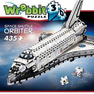 Puzzle 3D WREBBIT Space Shuttle Orbiter
