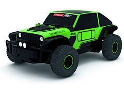 Carro Telecomandado CARRERA-TOYS Jeep Trailcat Verde (Idade Mínima: 6 – Até: Até 10 km/h – Alcance: 50 m)
