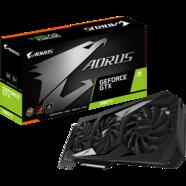 GIGABYTE GeForce GTX 1660Ti Aorus (NIVIDIA – 6 GB DDR6)