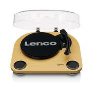 Gira-Discos LENCO LS 40 Madeira (Semi-Automático – 33 1/3 – 45 – Correia)