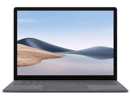 "MICROSOFT Surface Laptop 4 (15"" – AMD Ryzen 7 4980U – RAM: 8 GB – 256 GB SSD – AMD Radeon Graphics)"