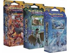 Cartas Pokémon Sun & Moon Theme Deck