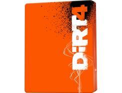 Jogo PS4 Dirt 4 (Steelbook Edition)