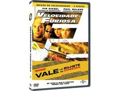 DVD Velocidade Furiosa Ed.Especial (1)