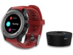 Smartwatch FITGO FW17 Vermelho