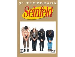 DVD Seinfeld 9 – X4