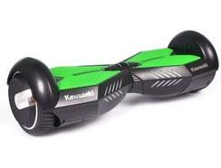Hoverboard KAWASAKI Verde e Preto
