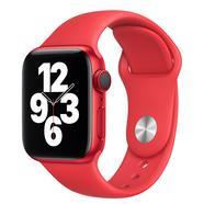 Bracelete desportiva (PRODUCT)RED para Apple Watch de 44 mm Vermelho