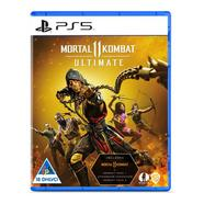 Jogo PS5 Mortal Kombat 11 Ultimate