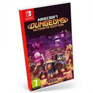 Minecraft Dungeons Ultimate Edition – Nintendo Switch