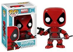 Figura Vinil FUNKO POP! Marvel Deadpool