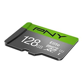Cartão de Memória MicroSDXC PNY ELITE 128GB