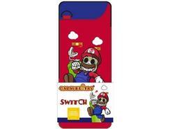 Bolsa Nintendo Switch Slim Super Mario Skull Caveiras