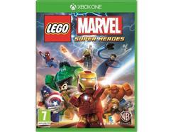 Jogo XboxOne Lego Marvel Super Heroes