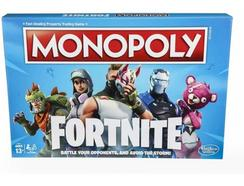 Jogo de Tabuleiro Monopoly – Fortnite