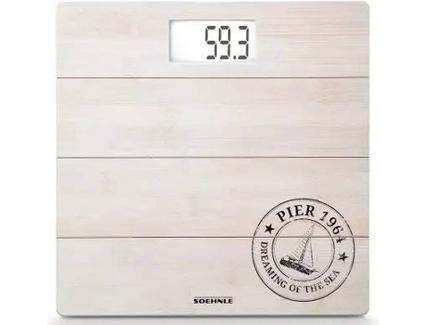 Balança Digital SOEHNLE White (Peso máximo: 180 kg)