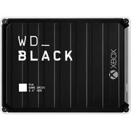 Disco Externo WESTERN DIGITAL Black P10 Game Drive Xbox 5TB