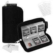 Bolsa Eco-Fused para cartões de memória SD e SDHC